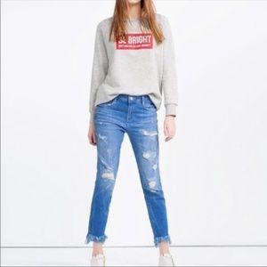 Zara Trafaluc Denimwear Skinny Jeans